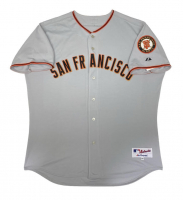 Barry Bonds Signed Giants Jersey (MLB Hologram) at PristineAuction.com