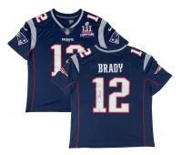 Tom Brady Signed Patriots Super Bowl 51 Champions Jersey (TriStar Hologram) at PristineAuction.com