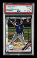 Gavin Lux 2019 Bowman Prospects #BP130 (PSA 9) at PristineAuction.com