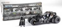 Christian Bale Signed 1:32 Batmobile Diecast Car (JSA Hologram) at PristineAuction.com