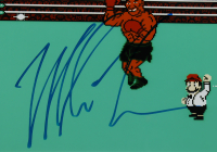 """Mike Tyson Signed """"Punch-Out!!"""" 13.5x16.5 Custom Framed Photo (JSA COA & Fiterman Sports Hologram) at PristineAuction.com"""