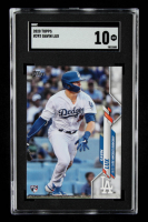 Gavin Lux 2020 Topps #292 RC (SGC 10) at PristineAuction.com