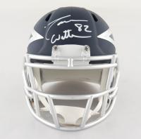 Jason Witten Signed Cowboys AMP Alternate Speed Mini Helmet (Beckett COA & Witten Hologram) at PristineAuction.com
