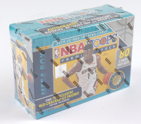 2019-20 NBA Hoops Premium Stock Basketball Mega Box with (10) Packs (See Description) at PristineAuction.com