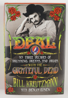 """Bill Kreutzmann & Benjy Eisen Signed """"Deal: My Three Decades of Drumming, Dreams and Drugs With The Grateful Dead"""" Hardcover Book (Beckett COA) (See Description) at PristineAuction.com"""