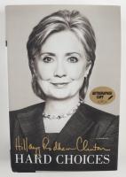 "Hillary Clinton Signed ""Hard Choices: A Memoir"" Hardcover Book (Beckett COA) at PristineAuction.com"