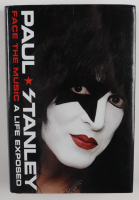 """Paul Stanley Signed """"Face The Music: A Life Exposed"""" Hardcover Book (Beckett COA) (See Description) at PristineAuction.com"""