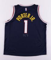 Michael Porter Jr. Signed Nuggets Jersey (JSA COA) at PristineAuction.com