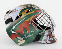 Kaapo Kahkonen Signed Wild Full-Size Goalie Mask (Fanatics Hologram) at PristineAuction.com