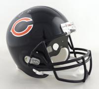 Brian Urlacher Signed Bears Full-Size Helmet (Schwartz Sports COA) at PristineAuction.com