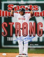 Jonny Gomes Signed Red Sox 11x14 Photo (JSA COA) at PristineAuction.com