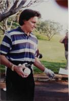 Bruce Jenner Signed OL Baseball (Beckett COA) at PristineAuction.com