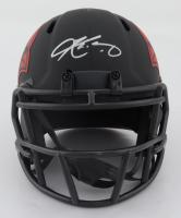 Kyler Murray Signed Cardinals Eclipse Alternate Speed Mini Helmet (Beckett COA) (See Description) at PristineAuction.com