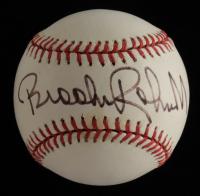 Brooks Robinson Signed OL Baseball (Beckett COA) at PristineAuction.com