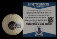 Tom Shaw Signed Golf Ball (Beckett COA) at PristineAuction.com