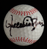 Rollie Fingers Signed Golf Ball (Beckett COA) at PristineAuction.com