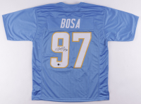 Joey Bosa Signed Jersey (Beckett Hologram) at PristineAuction.com