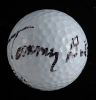 Tommy Bolt Signed Golf Ball (Beckett COA) at PristineAuction.com