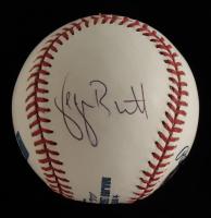 George Brett Signed OML Baseball (Beckett COA) at PristineAuction.com