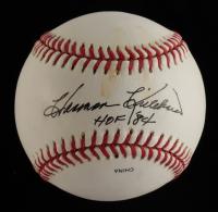 "Harmon Killebrew Signed OL Baseball Inscribed ""HOF '84"" (Beckett COA) at PristineAuction.com"