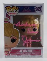 "Barbara Eden Signed ""I Dream of Jeannie"" #965 Jeannie Funko Pop! Vinyl Figure Inscribed ""Jeannie"" (JSA COA) (See Description) at PristineAuction.com"