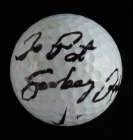 Smokey Robinson Signed Golf Ball (Beckett COA) at PristineAuction.com