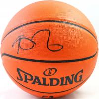 Kevin Garnett Signed NBA Game Ball Series Basketball (Beckett Hologram) at PristineAuction.com