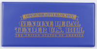 Donald Trump & Mike Pence Genuine Legal Tender U.S. $2 Bill Commemorative Edition Bank Note at PristineAuction.com