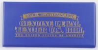 Donald Trump & Melania Trump Genuine Legal Tender U.S. $2 Bill Commemorative Edition Bank Note at PristineAuction.com