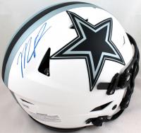 Micah Parsons Signed Cowboys Full-Size Lunar Eclipse Alternate Authentic On-Field SpeedFlex Helmet (Fanatics Hologram) at PristineAuction.com