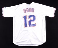 Rougned Odor Signed Rangers Jersey (Beckett Hologram) at PristineAuction.com