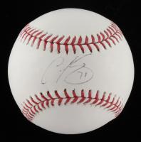 Carson Kelly Signed OML Baseball (Beckett COA) at PristineAuction.com