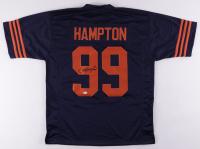Dan Hampton Signed Jersey (Beckett COA) at PristineAuction.com