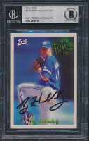 Roy Halladay Signed 1995 Best #125 SP (BGS Encapsulated) at PristineAuction.com