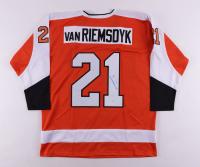 James Van Riemsdyk Signed Jersey (JSA COA) (See Description) at PristineAuction.com