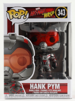"Hank Pym - ""Ant-Man & the Wasp"" - Marvel #343 Funko Pop! Vinyl Bobble-Head Figure at PristineAuction.com"