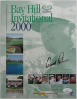 "Arnold Palmer Signed 2000 ""Bay Hill Invitational"" Golf Tournament Program (JSA COA) at PristineAuction.com"