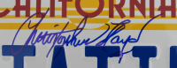 """Christopher Lloyd Signed """"Back to the Future"""" California License Plate (JSA COA) at PristineAuction.com"""