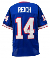 Frank Reich Signed Jersey (JSA COA) at PristineAuction.com