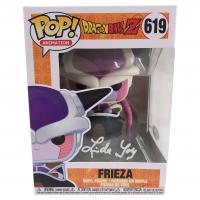 "Linda Young Signed ""Dragon Ball Z"" #619 Frieza Funko Pop! Vinyl Figure (JSA COA) at PristineAuction.com"