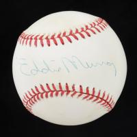 Eddie Murray Signed OAL Baseball (Beckett COA) at PristineAuction.com