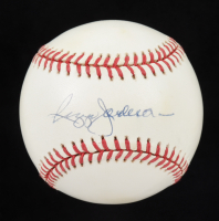 Reggie Jackson Signed OAL Baseball (Beckett COA) at PristineAuction.com