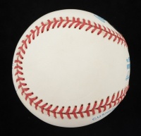 Nolan Ryan Signed OAL Baseball with Display Case (Beckett COA) at PristineAuction.com