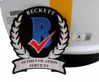 JuJu Smith-Schuster Signed Steelers Full-Size Lunar Eclipse Alternate Speed Helmet (Beckett Hologram) at PristineAuction.com
