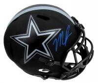 Micah Parsons Signed Cowboys Full-Size Eclipse Alternate Speed Helmet (Fanatics Hologram) at PristineAuction.com