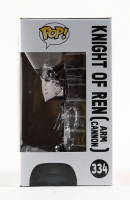 Knight of Ren with Arm Cannon - Star Wars #334 Funko Pop! Vinyl Bobble-Head Figure at PristineAuction.com