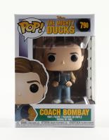 "Coach Bombay - ""The Mighty Ducks"" - Disney #790 Funko Pop! Vinyl Figure at PristineAuction.com"