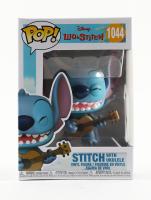 "Stitch with Ukulele - ""Lilo & Stitch"" - Disney #1044 Funko Pop! Vinyl Figure at PristineAuction.com"