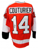 Sean Couturier Signed Jersey (JSA COA) at PristineAuction.com