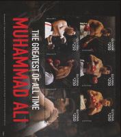 Vintage Muhammad Ali Uncut Stamp Sheet at PristineAuction.com